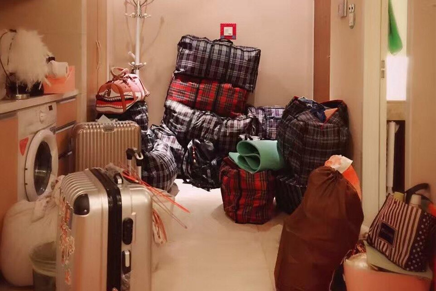 北京附近的搬家公司提醒搬家时衣物拾掇需留意