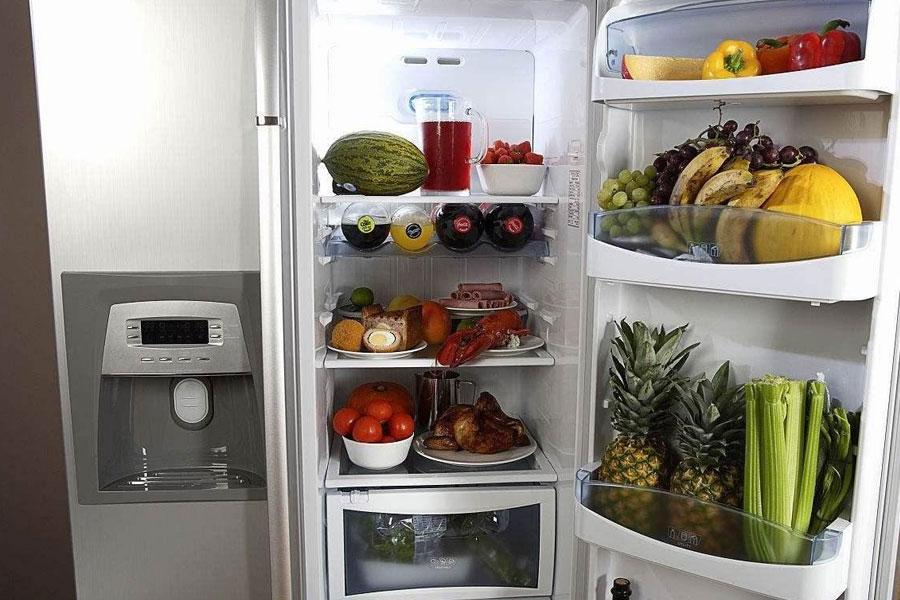 北京的搬家公司提醒安放冰柜注意事项