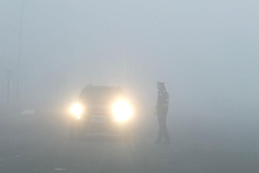易搬家网北京搬家公司提醒雾天搬家注意事项
