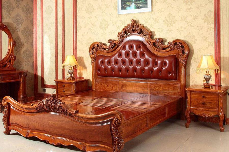 北京搬家公司分享红木家具的家具拆装及搬运技巧