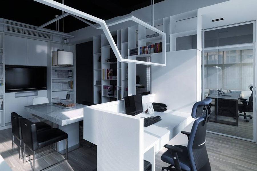 北京搬家公司分析公司搬家后办公室的方位怎样布置