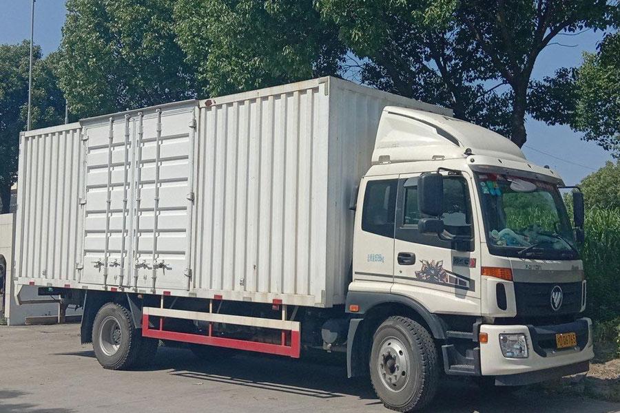 北京搬家公司介绍厢式货车搬家有什么优点呢