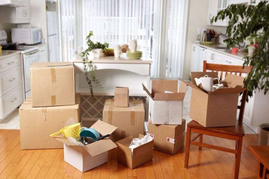 """节约搬家时间需要北京的搬家公司快速提高物品""""打包""""速度"""