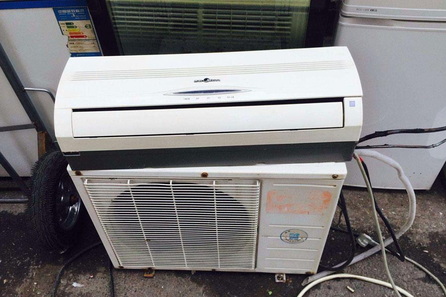 北京搬家公司列举空调用户使用不当造成的故障