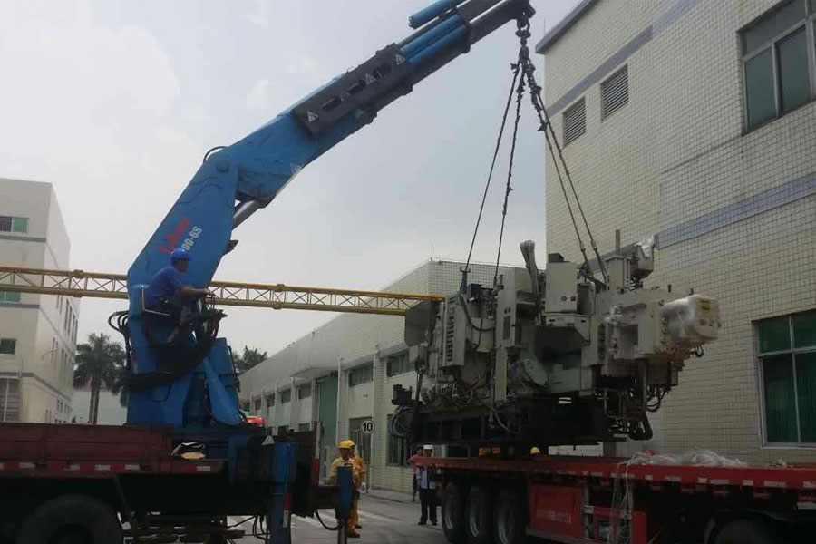 北京机械设备搬家公司起重吊装的搬家优势
