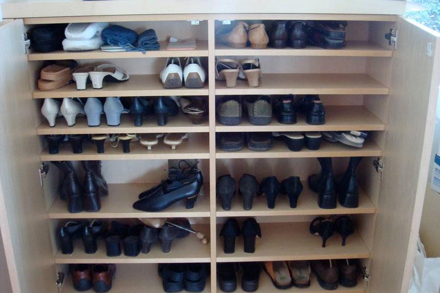 鞋柜有异味怎么办?北京搬家公司为你介绍几种处理方法
