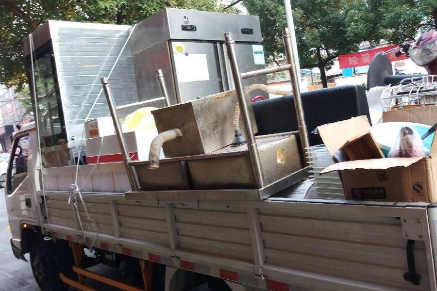北京搬家公司专业搬家装车技巧