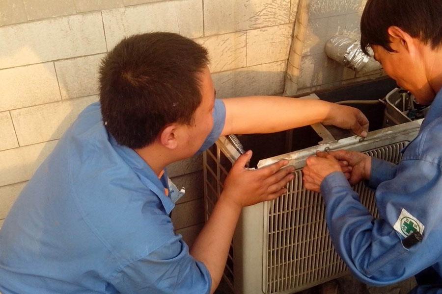 正规北京搬家公司搬家过程中对空调是怎么处理的?