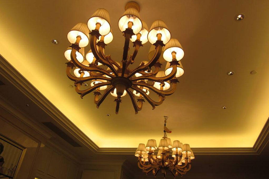 北京搬家公司分享灯具清洁办法