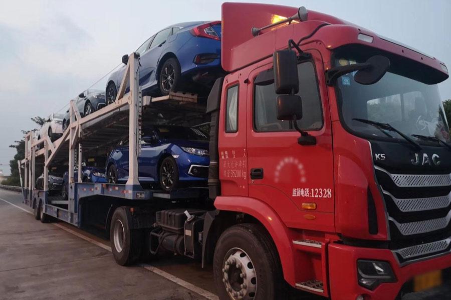 北京搬家公司和你讲讲轿车托运细节