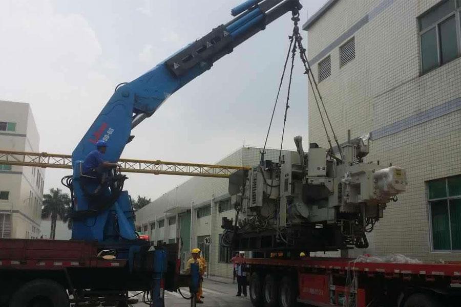 北京机械设备搬家公司分享搬厂吊装设备正确使用的步骤