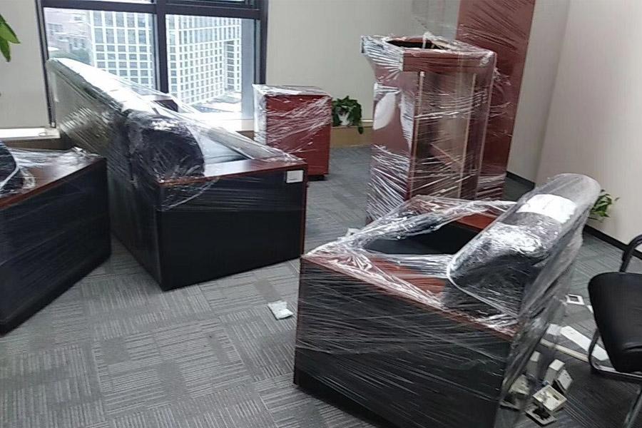 办公室搬迁必须选择有实力的北京搬家公司