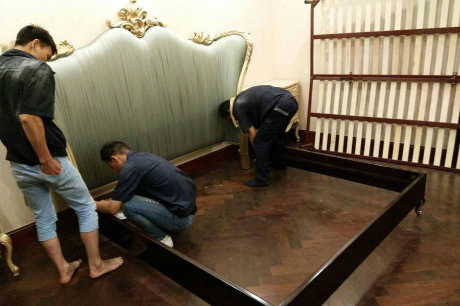 北京搬家公司告诉你搬家家具怎么拆装搬动